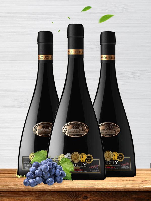 参赛6瓶酒,全部获奖而归,红驼的红酒品质你说高不高!